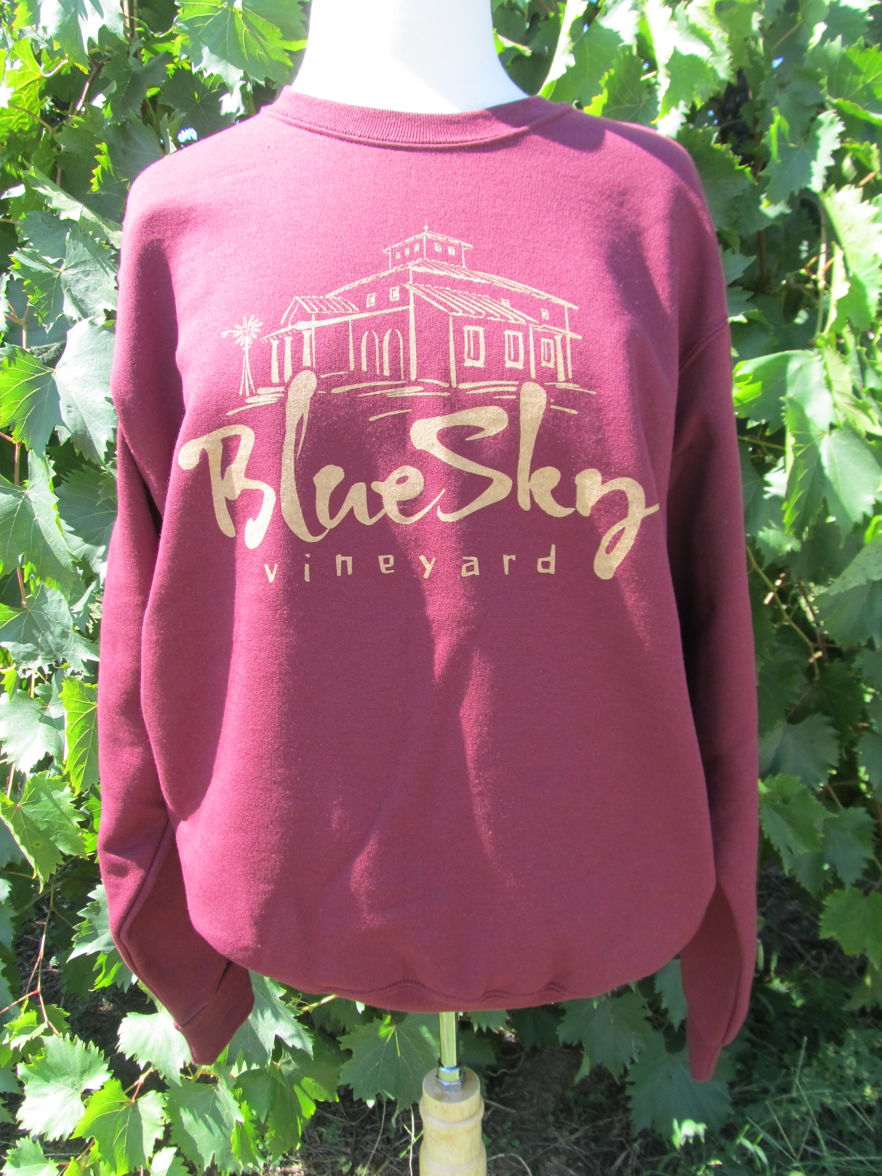BSV Logo Crew Neck Sweatshirt