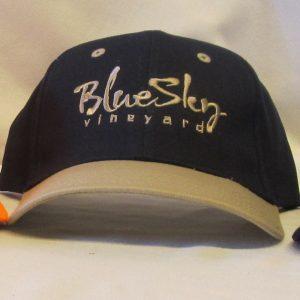 Blue Sky Logo Cap