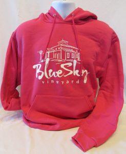 Pink BSV Hoodie