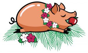 Luau Hog Roast