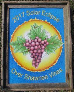 2017 Solar Eclipse Poster